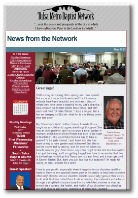 TMBN Newsletter